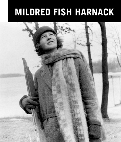 Mildred Fish Harnack